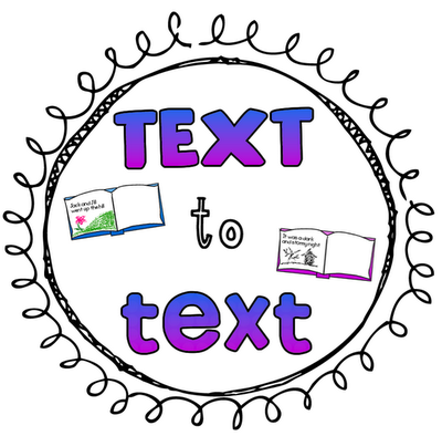 Making Text-to-Text Connections | Forever Within the Numbered Pages
