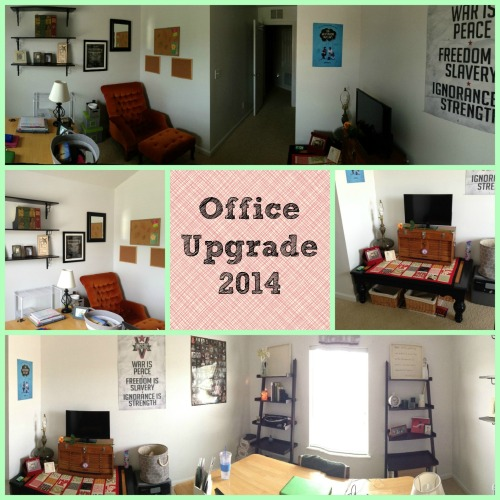 Office Upgrade Collage