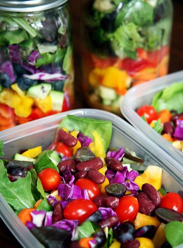 How-Pack-Salads-Week