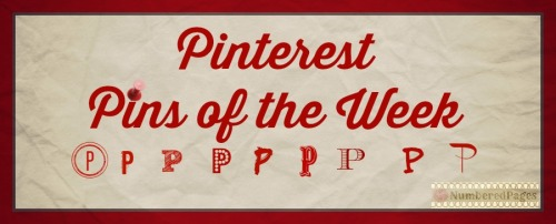 Pinterest of the Week