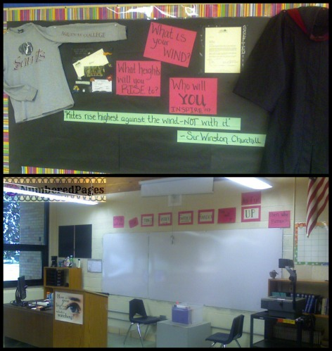 Weston Classroom Collage