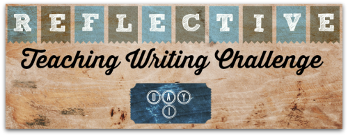 Reflective Teaching Challenge