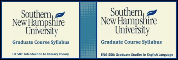 SNHU Courses