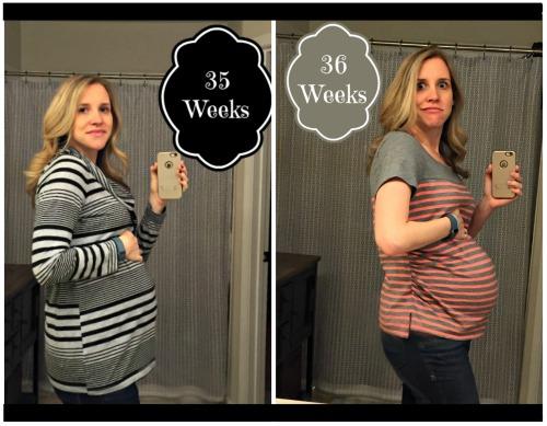 35 vs 36 Weeks